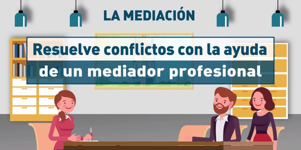 IDM presenta una campaña para dar a conocer las ventajas de acudir a la mediación en la resolución de conflictos