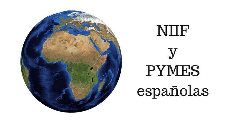 Normas contables internacionales y su aplicación a las pymes españolas