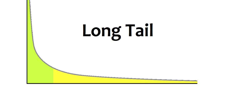 La Long Tail en España: El gran reto del pequeño comercio