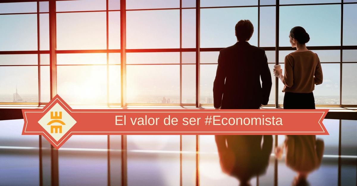 El valor de ser economista