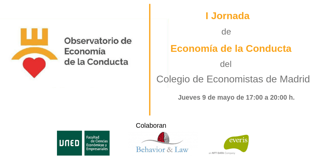 I Jornada de Economía de la Conducta