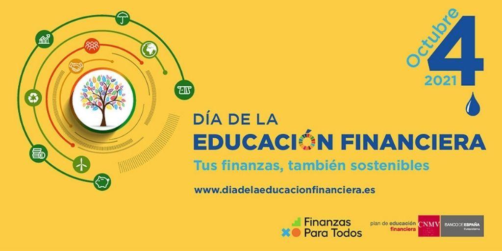 Día de la Educación Financiera «Tus finanzas, también sostenibles»