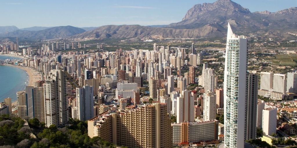 Sector inmobiliario en Alicante
