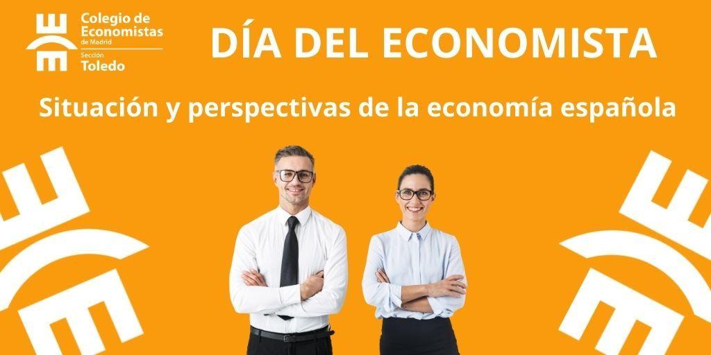 Día del economista. Lunes 23 de noviembre de 2020 a las 18 horas