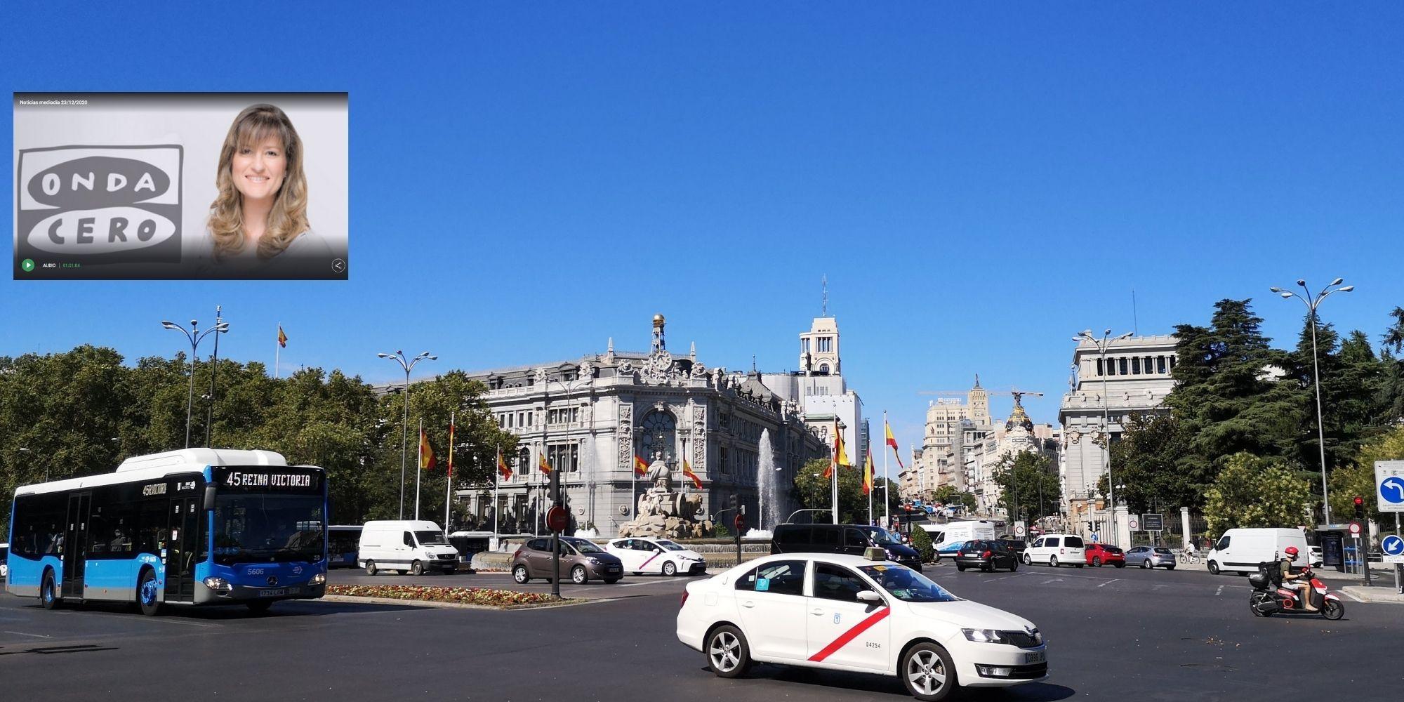 El Colegio de Economistas de Madrid en Onda Cero