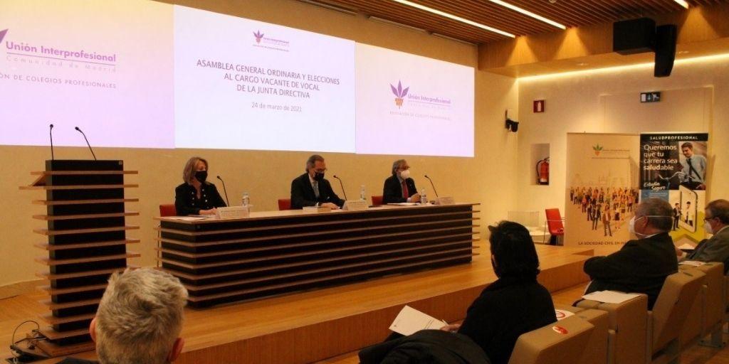 Unión Interprofesional de la Comunidad de Madrid cumple el XX Aniversario desde su constitución
