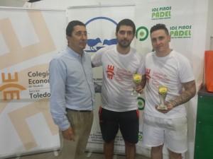 Toledo campeones padel 26N